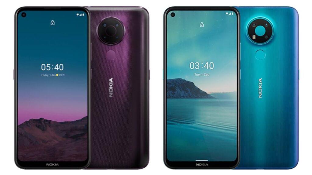 Nokia 5.4 or Nokia 3.4